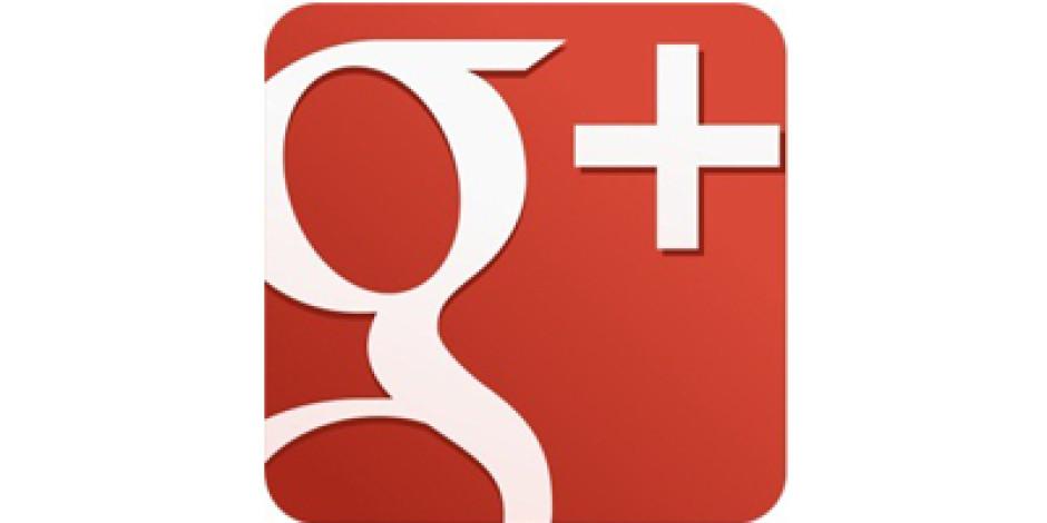 Google+'a Paylaş Düğmesi Geldi