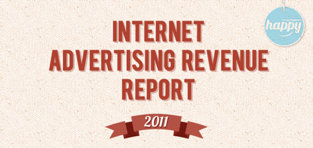 İnternet Reklam Gelirleri 2011'de %22 Arttı [İnfografik]