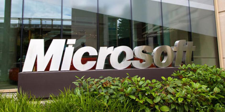 Microsoft AOL'den 1 Milyar Dolarlık Patent Satın Aldı