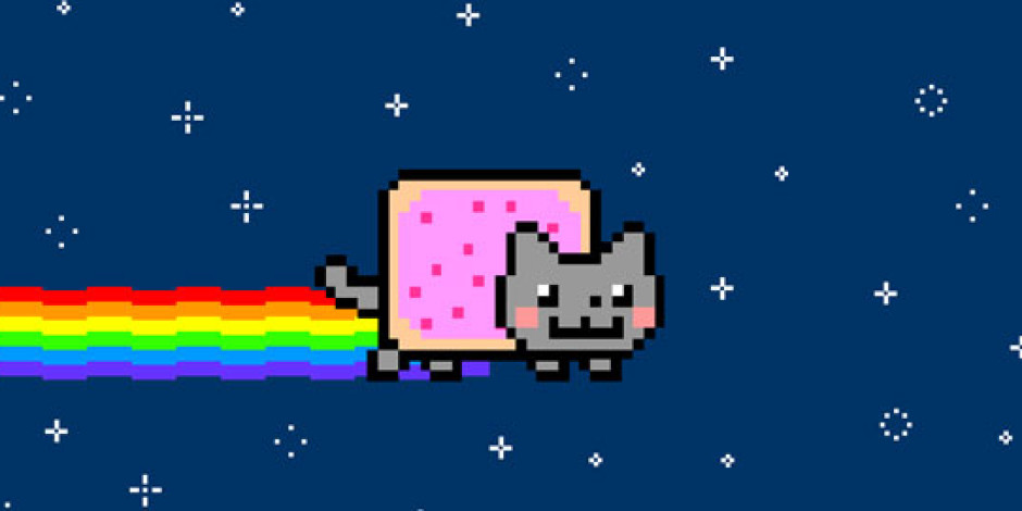 Nyan Cat 1 Yaşında!