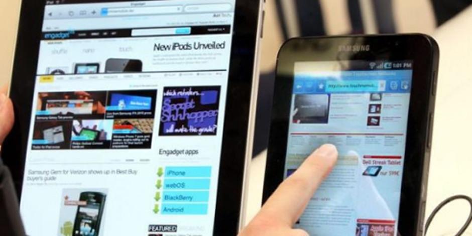 Dünyadaki Tablet Sayısı 2016 Yılında 760 Milyona Ulaşacak