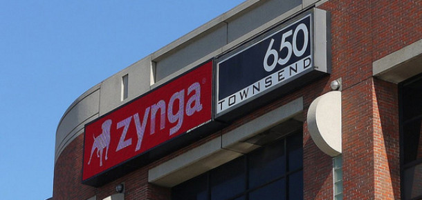 Zynga 2012'nin İlk Çeyreğinde Gelirlerini Artırdı