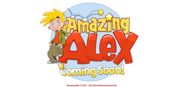 Rovio'nun Yeni Oyunu Amazing Alex