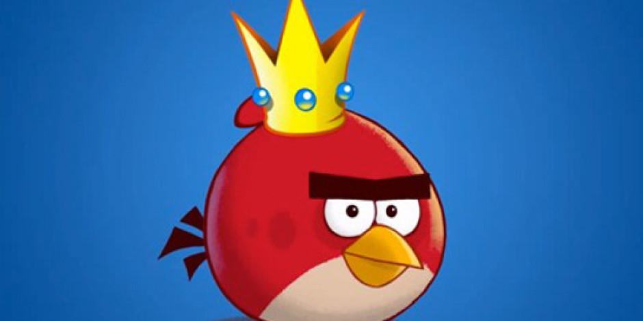 Angry Birds, Artık Timeline ve Bloglarda Oynanabiliyor