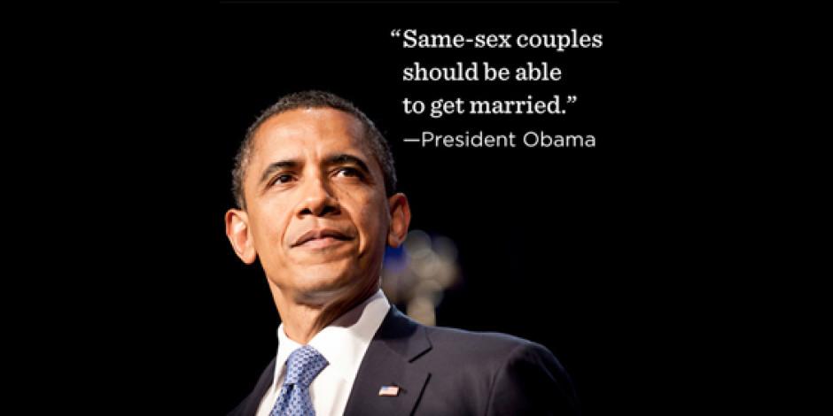 Obama'nın Eşcinsel Evliliği Tweeti Rekor Kırdı