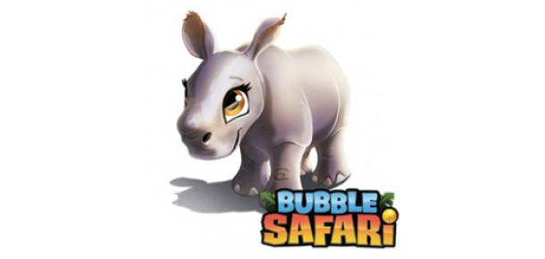 Zynga'nın Yeni Oyunu: Bubble Safari