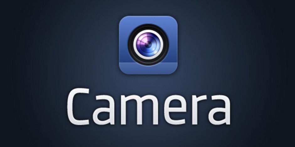 Facebook, Fotoğraf Paylaşım Uygulaması Facebook Camera'yı Yayınladı