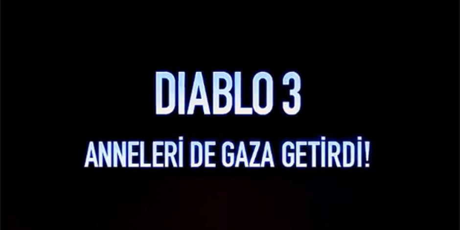 Teknosa, Diablo 3'ü Annelere Sordu