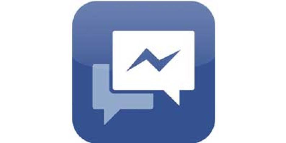iPad'e Facebook Messenger Geliyor