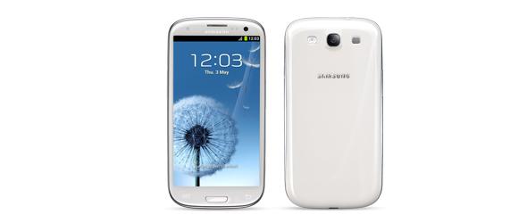 Samsung Galaxy S III Türkiye'de