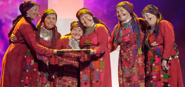 Twitter'da Eurovision'un Galibi Rus Nineler Oldu [İnfografik]