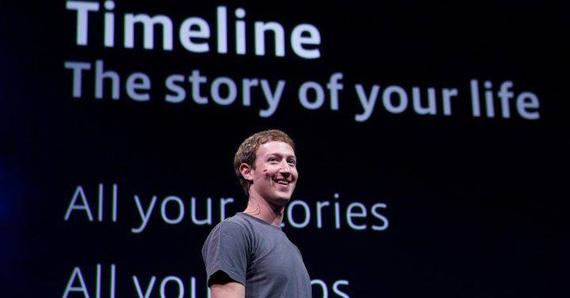 Facebook Zaman Tüneli Tasarımını Yeniliyor