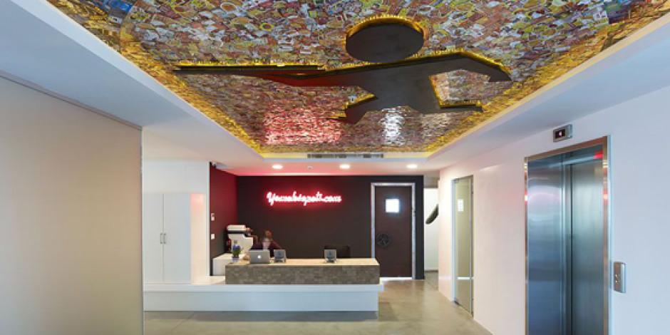 Yemeksepeti.com'un Yeni Ofisi: Kampüs