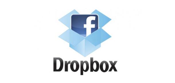 Dropbox'a Bir Darbe de Dosya Paylaşım Hizmetini Duyuran Facebook'tan