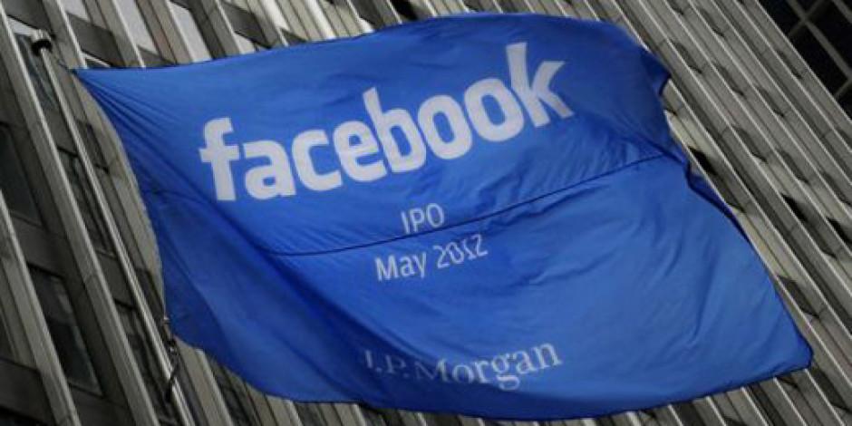 Türkiye'den 13 Yatırımcı Facebook Hisselerine Talip Oldu