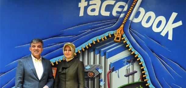 Cumhurbaşkanı Abdullah Gül'den Apple, Google ve Facebook Ofislerine Ziyaret