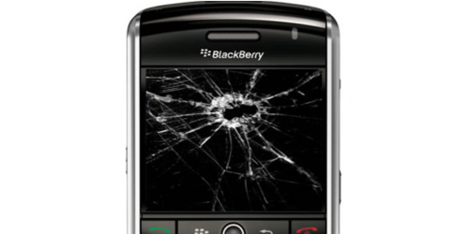 Blackberry'nin Önlenemeyen Düşüşü