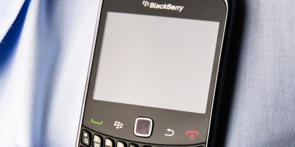Blackberry İlk Çeyrekte 518 Milyon Dolar Zarar Etti