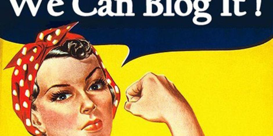 Blog Yazarı Anneler [İnfografik]