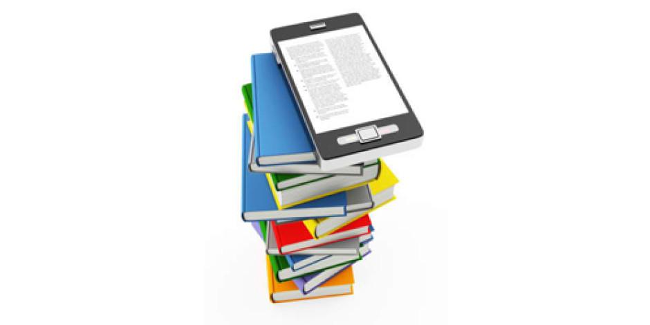 E-kitap Okuyucusu Sahipleri Daha Fazla Kitap Okuyor [İnfografik]