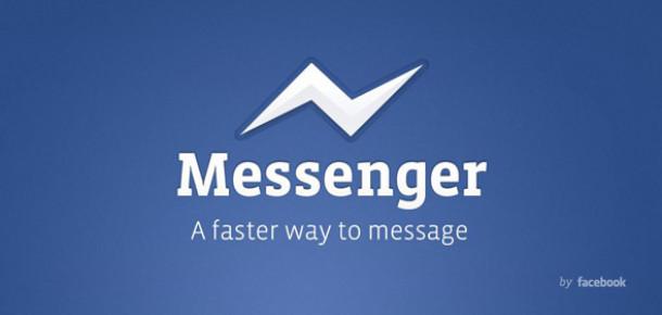 Facebook Messenger'ın iOS ve Android Versiyonları Yenilendi