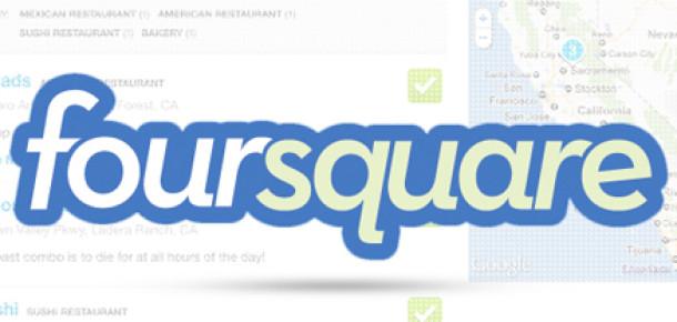 Foursquare'e Türkçe Dil Seçeneği Eklendi
