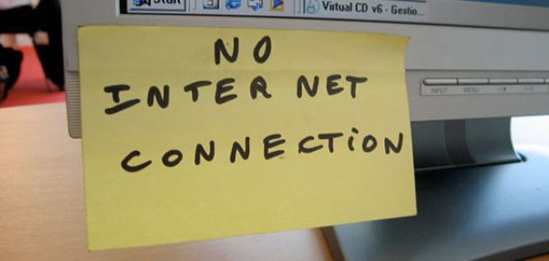 Ya İnternet Olmasaydı? [İnfografik]