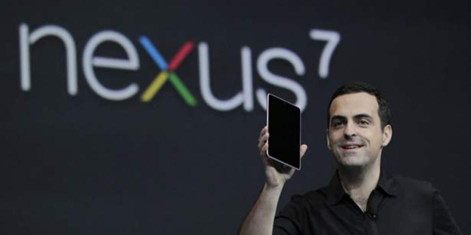 Google, Nexus 7'den Hiç Kar Etmeyecek