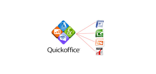 Google, QuickOffice'i Satın Aldı