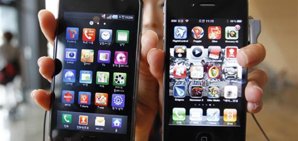 Akıllı Telefon Pazarında %90 ile Aslan Payı Samsung ve Apple'ın [Araştırma]