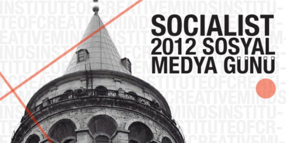 Sosyal Medya Günü 30 Haziran'da Galata'da Kutlanacak