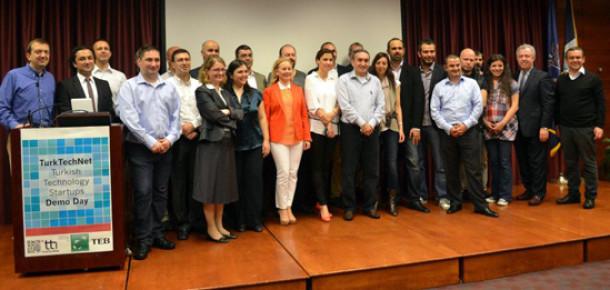 TurkTechNet, 10 Girişimciyi New York'ta Yatırımcılar ile Buluşturdu