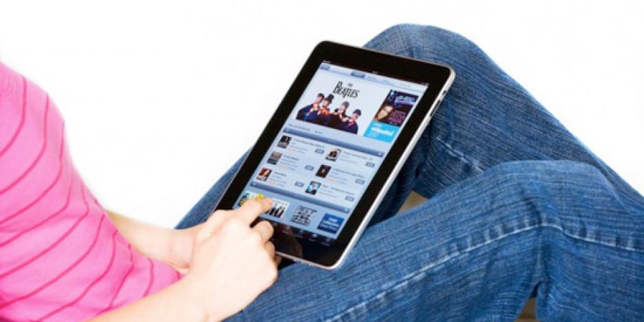 Tablet Sahiplerinin Alışveriş Çılgınlığı [İnfografik]