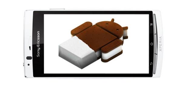 Sony Xperia S'e Android 4.0 Güncellemesi