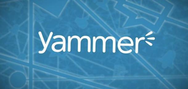 Beklenen Oldu: Microsoft Yammer'ı Satın Aldı