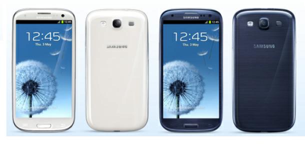 Samsung, Temmuz Sonuna Kadar 10 Milyon Galaxy S3 Satmayı Hedefliyor