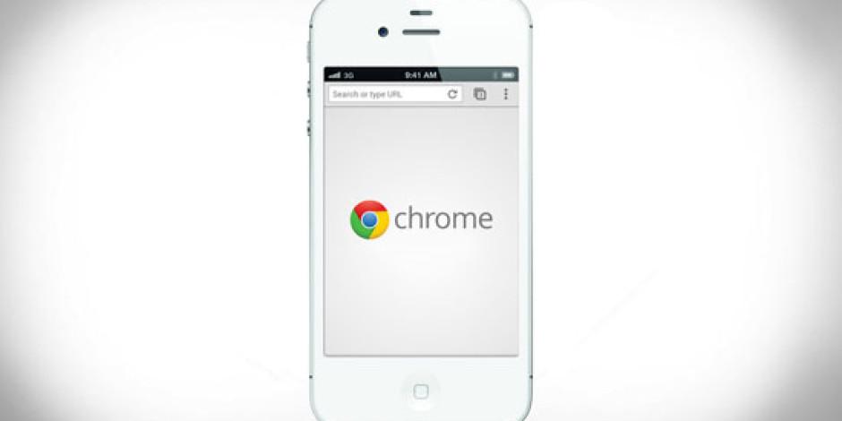 Google Chrome iOS Uygulamasıyla Safari'ye Meydan Okudu