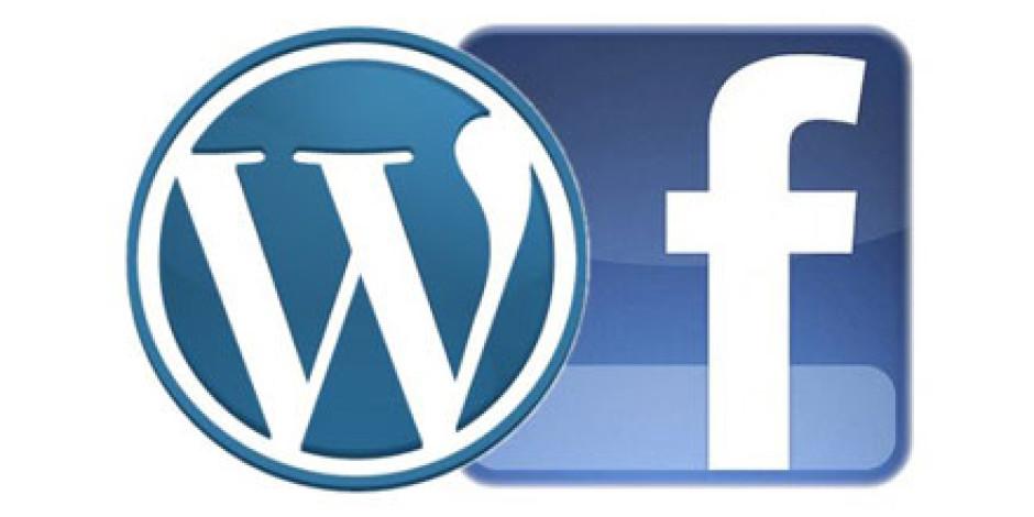 WordPress'e Yeni Facebook Eklentisi