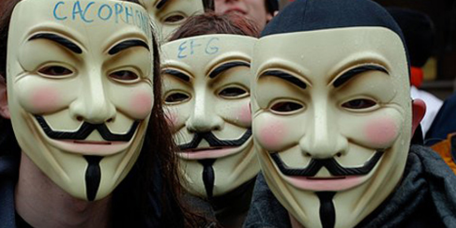 Anonymous'un Son Hedefi ÖSYM Oldu