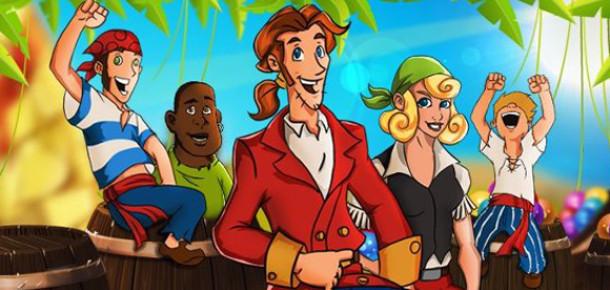 Arcademonk'un Dördüncü Oyunu Bubble Pirates Yarın Çıkıyor