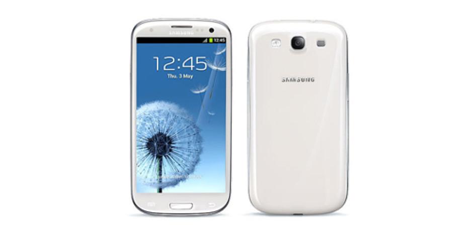 Samsung Galaxy S3'ün 64 GB'lık Versiyonu Geliyor