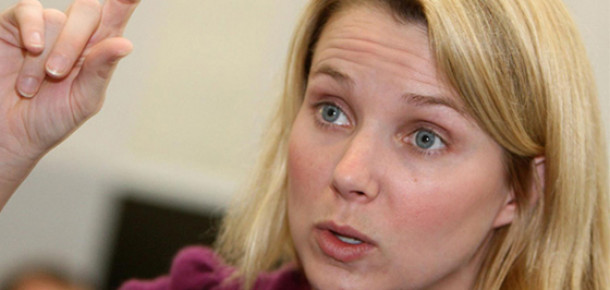 Yahoo'nun Yeni CEO'su Google'dan Marissa Mayer