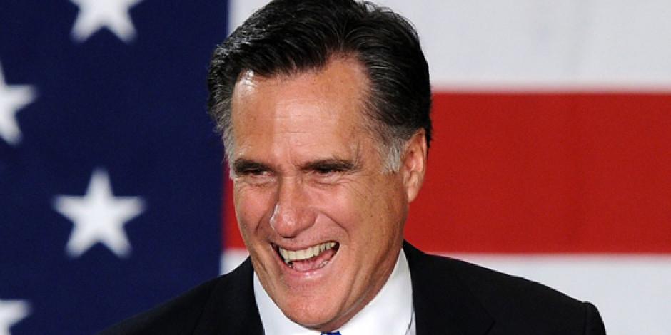 Başkan Adayı Romney'in de Başı Yumurta Hesaplarla Dertte