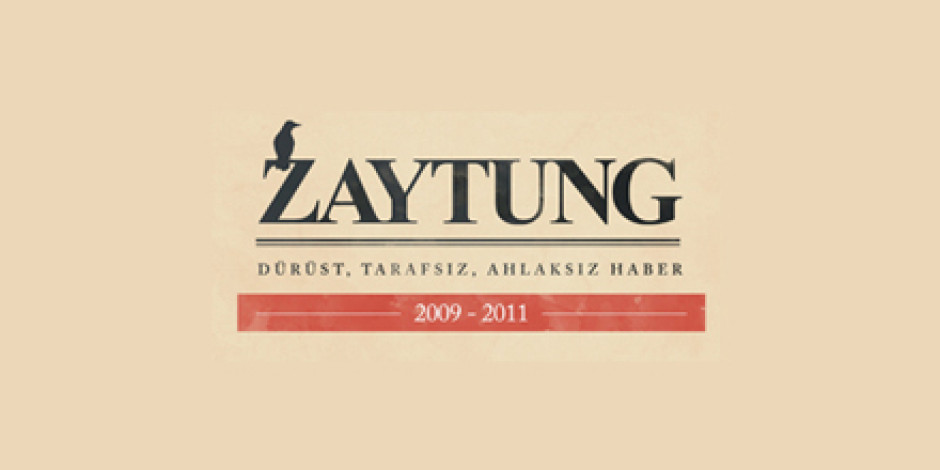 Zaytung's Almanac: Honest, Impartial and Unscrupulous