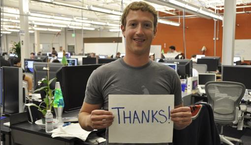 Facebook, 955 Milyon Kullanıcıya Ulaştı