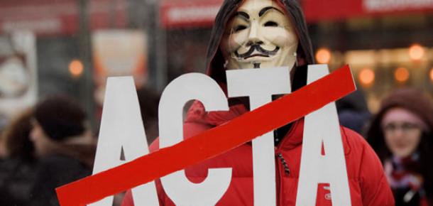 Avrupa Komisyonu'ndan ACTA'ya Ret