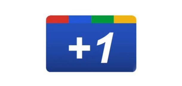 Google+'ın +1 Düğmesine Tavsiye Özelliği Eklendi
