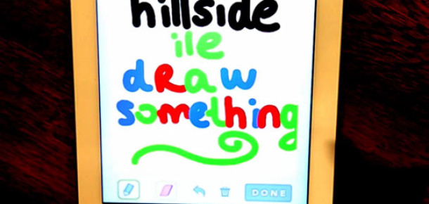 Hillside'dan Ödüllü Draw Something Yarışması