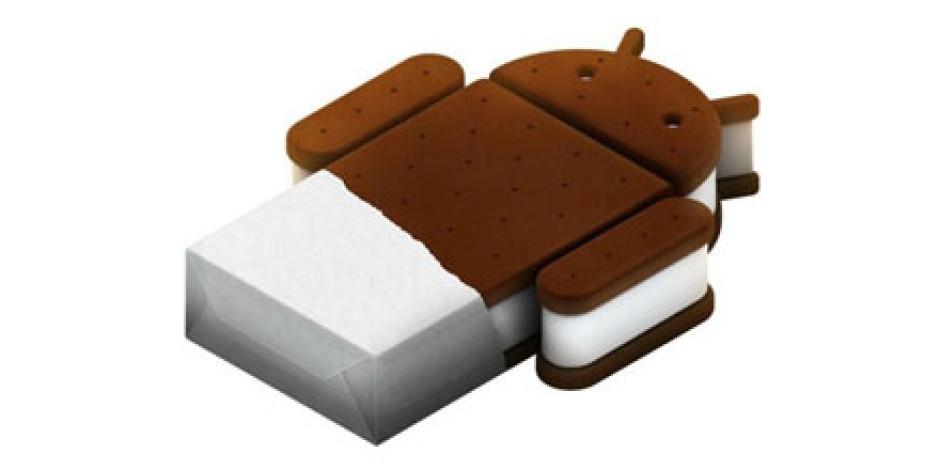 Ice Cream Sandwich'in Kullanım Oranı %10'u Geçti