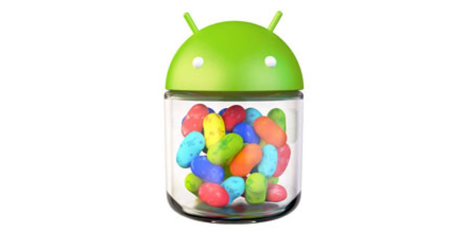 İlk Jelly Bean Güncellemesi Galaxy Nexus'a Geliyor